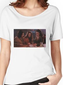 twin peaks ladies Women's Relaxed Fit T-Shirt