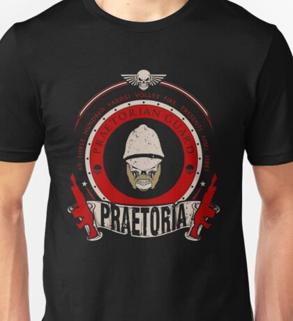 PRAETORIA - BATTLE EDITION Unisex T-Shirt