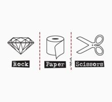 Rock Paper Scissors  Kids Clothes