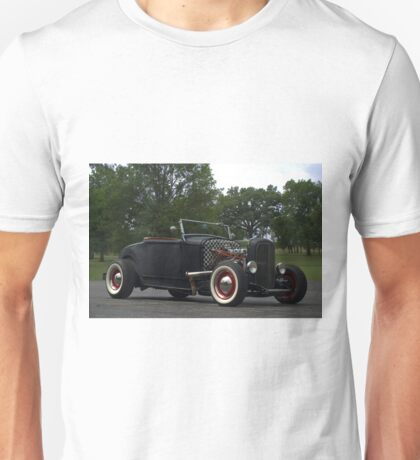 1932 Ford Roadster Hot Rod Unisex T-Shirt