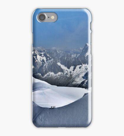 Mont Blanc. iPhone Case/Skin