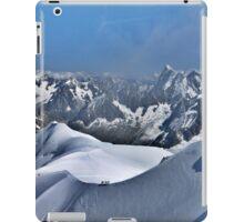 Mont Blanc. iPad Case/Skin