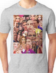 Alyssa Edwards Collage  Unisex T-Shirt