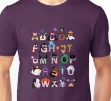 Evil-phabet Unisex T-Shirt