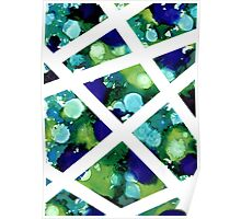 Alcohol Ink Pattern - 5 Poster