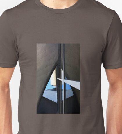 Art Gallery Abstract Unisex T-Shirt