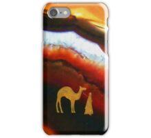 red desert- natural world gallery iPhone Case/Skin