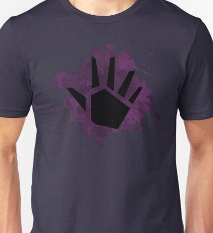 Prime Wave Beam (Splatter Black) Unisex T-Shirt