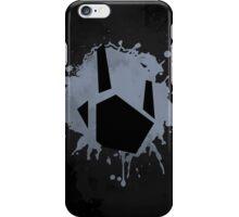 Prime Freeze Beam (Splatter Black) iPhone Case/Skin