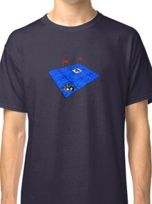 Minesweeper Flags Classic T-Shirt