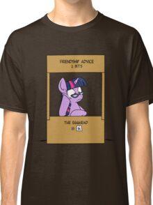 Friendship Advice Classic T-Shirt