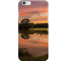 Mirrored Sunset iPhone Case/Skin
