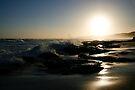 Johanna Beach Sunset IV by Richard Heath