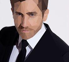 Jake Gyllenhaal by Rachel Hunt