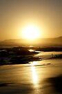Johanna Beach Sunset VI by Richard Heath