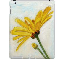 Daisies From The Past iPad Case/Skin