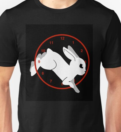 Always Running Out of Time Unisex T-Shirt