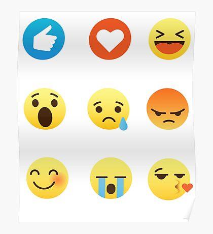 I Love Chickens Emoji Emoticon Graphic Tee Backyard Urban Chicken Farmers Funny Shirt Poster
