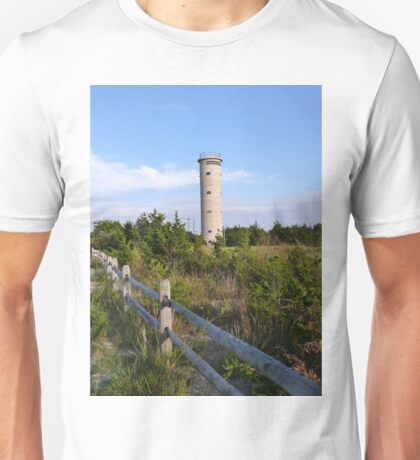 New Jersey Lookout Tower Unisex T-Shirt