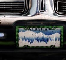 'ALASKA' Sticker