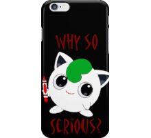 Why So Pokemon iPhone Case/Skin