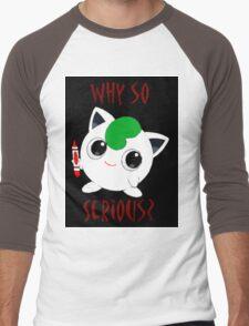 Why So Pokemon Men's Baseball ¾ T-Shirt