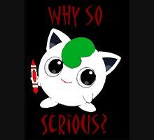 Why So Pokemon Unisex T-Shirt