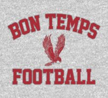 Bon Temps Football by KDGrafx