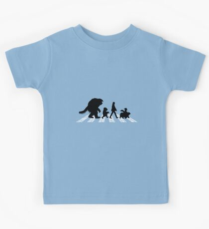 Labbeyrinth Road Kids Tee
