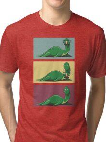 Nessie Incognito Tri-blend T-Shirt