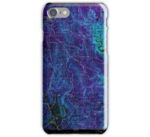 USGS TOPO Map California CA Challenge 289114 1948 24000 geo Inverted iPhone Case/Skin