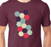 Geometrical kink Unisex T-Shirt