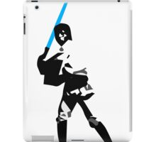 Star Wars - Luke Stands Against Evil iPad Case/Skin