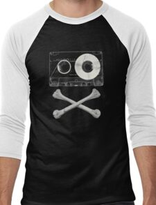 Pirate Music Men's Baseball ¾ T-Shirt