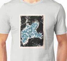 Blue Amphibian (Singular Option) Unisex T-Shirt