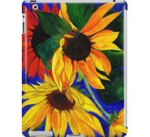 Sunflower Sisters iPad Case/Skin