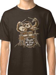 Follow my own beat Classic T-Shirt