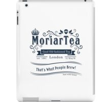 MoriarTea 2014 Edition iPad Case/Skin
