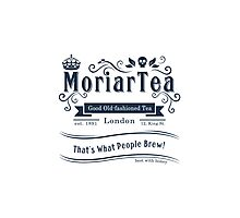 MoriarTea 2014 Edition Photographic Print