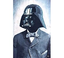 Formal Vader Photographic Print