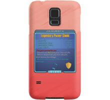 Legendary Pwner Shield Samsung Galaxy Case/Skin