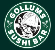 Gollums Sushi Bar by SatiricalStylez