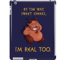 I'm Real Too iPad Case/Skin