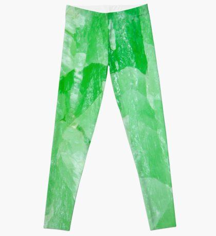 Jade Stone Texture – Leggings Leggings
