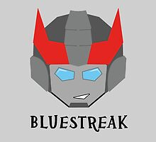 Bluestreak by sunnehshides
