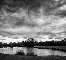 Moody Sky by Mike Garner