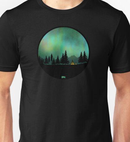 Aurora Borealis  Unisex T-Shirt