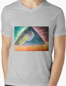 Cosmic Conception Mens V-Neck T-Shirt