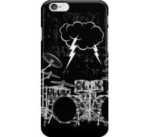 Drums #4 iPhone Case/Skin