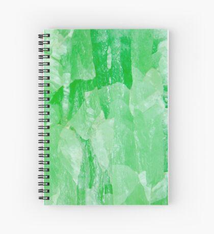 Jade Stone Texture – Spiral Notebook Spiral Notebook